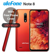 OUKITEL Note 8 Android Smart Phone Waterdrop Screen Face ID  2GB+16GB  5MP Phone