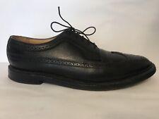 Florsheim Imperial Kenmoor 96624 Black Oaxford Men Size 10