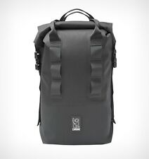 Chrome Industries Urban Ex 18 Rolltop Backpack - Black