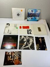 "U2 Vinyl 45s 7"" Collection Bundle New Year's Day Pride Help/Maggie's Farm"