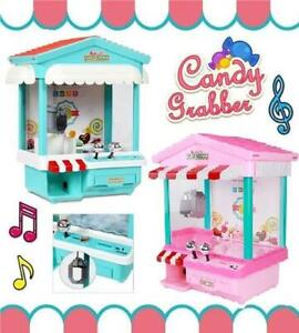 Electronic Claw Machine Candy Catcher with Lights & Music Party Fun 43