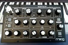 MOOG MINITAUR! ANALOG SYNTHESIZER! SYNTH!  EXCELLENT CONDITION!
