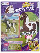 Schleich 83016 Lewitzer Fohlen Nr13 Horse Club Magazin 2019 Nr22 Pferd