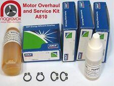 Studer A810 tape recorder motor upgrade kit for all 3 motors
