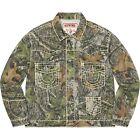 Supreme True Religion (FW21) Denim Trucker Jacket - Mossy Oak Camo - Medium