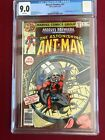 Marvel Premiere 47 CGC 9.0 WHITE First Scott Lang as Ant Man 1st APP Cassie Lang