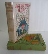 JACK LORIMER'S HOLIDAYS by Winn Standish circa 1915 in DJ