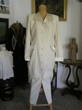 Jessica Howard Formal Classic Tailored Suit Dress Maxi Length size 8 NWT