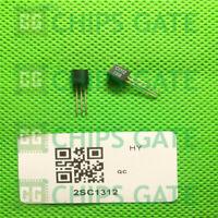 2PCS Transistor MITSUBISHI TO-92 2SC1312 C1312