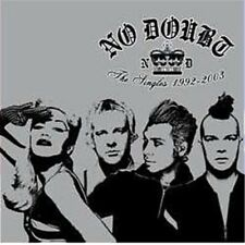 NO DOUBT-The Singles 1992-2003(2003)-Don't Speak, Just A Girl-New And Sealed