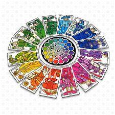 Oracle de Blain & initiation - carte oracle type psychologique jung profil -MINI