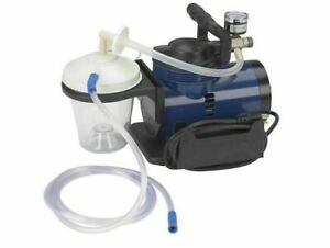 NEW DENTAL  MEDICAL HYGIENIST PORTABLE HIGH SUCTION VACUUM UNIT PUMP / TUBING