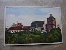Erster Weltkrieg (1914-18) Lithographie aus Baden-Württemberg für Architektur/Bauwerk