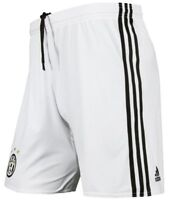 JUVENTUS  SHORTS LARGE BOYS 3RD KIT WHITE ADIDAS 100% OFFICIAL PRODUCT
