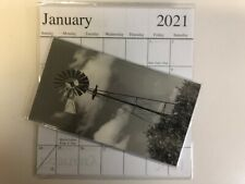 2020-2021 Two Year Planner POCKET CALENDAR 48 Pgs 3.3  W x 6 L Sunset on water
