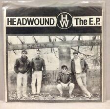"Headwound The E.P. Vinyl 45 7"" 1991 First Press Headache Records Excellent Punk"