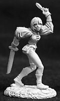 Reaper Miniatures - 02643 - Diedra Dark Willow - DHL