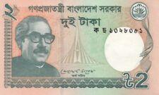 BANGLADESH/P52a // Billet(s) de 2 TAKA-2011