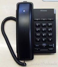 BT Converse 2100 Corded Telephone Black - with RJ11 Headset port