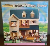 NEW Sylvanian Families 2735 Deluxe Village House