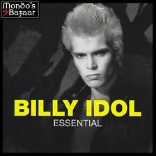 BILLY IDOL - ESSENTIAL CD ~ REBEL YELL~WHITE WEDDING~HOT IN THE CITY 80's *NEW*