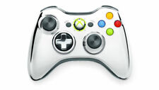 Microsoft Xbox 360 Limited Edition Chrome Series Wireless Controller