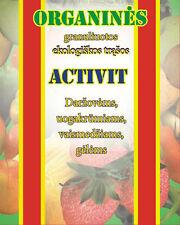800g Organic fertilizer ACTIVIT micro fertilizer concentrate plant food