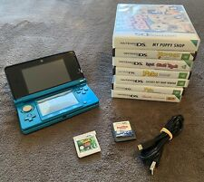 Nintendo 3DS Console Bundle - with 9 Games! FREE POSTAGE