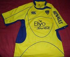 Maillot De Rugby De L'ASM Clermont Auvergne Saison 2008/2009 Taille M