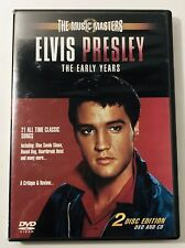 Elvis Presley The Early Years Dvd And Cd Set