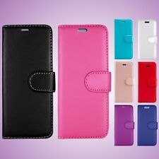 FOR APPLE IPHONE XS & MORE MODEL PU SYNTHETIC LEATHER WALLET BOOK CARD CASH SLOT