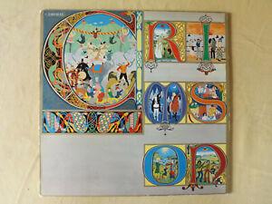 KING CRIMSON - Lizard (1970) / FOC / EMI Stateside 1 C 062-92231 / Robert Fripp