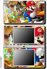 Super Mario VINYL SKIN DECAL STICKER For NINTENDO DSi 1