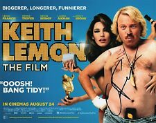 KEITH LEMON - Signed 10x8 Photograph - CELEBRITY JUICE
