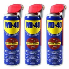 3x 500ml WD-40 Multifunktionsspray Multifunktionsöl für SMART STRAW 41034