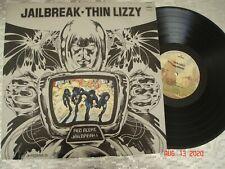 """Thin Lizzy – """"Jailbreak""""   Vintage Vinyl LP - Mercury – SRM-1-1081"""