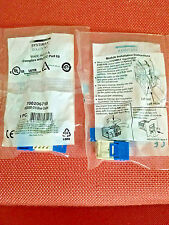 SYSTIMAX MGS400-318 GigaSPEED Xpress 88 700206758 Cat6 Blue Outlet...Lot of 2
