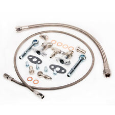 Turbo Oil & Water line kit Garrett Ball Bearing GT25R GT28R GT30R GT35R / 100cm