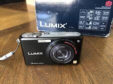Panasonic FX150 14.7 mp CCD sensor RAW EXC++ all accessories