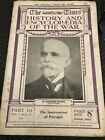 TIMES HISTORY OF THE WAR WWI MAGAZINE No 113 Intervention Of Portugal 17Oct 1916