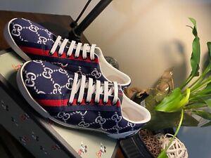 mens gucci shoes size 10