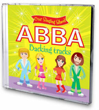 ABBA Our Singing School Karaoke Audition BACKING TRACKS Instrumental Audio CD