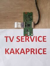 "TOSHIBA 32AV615DB 32"" TV TCON BOARD 6870C-0238B"