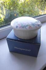 Wedgwood Angela Trinket Dish 10 cm Dia Boxed Bone China 1st Quality British