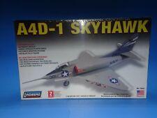 Lindberg A4D-1 Skyhawk Model Kit FACTORY SEALED.