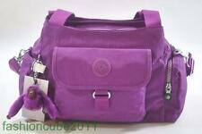New KIPLING FELIX (FAIRFAX) Large SHOULDER/CROSSBODY BAG HB3711 525-Purple Dahli