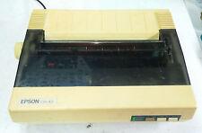 Epson DX-10 Dot Matrix Parallel Printer