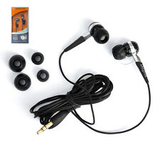 Creative EP-830 EP830 EP 830 In-Ear Noise Isolating Earphones Headphones - Black
