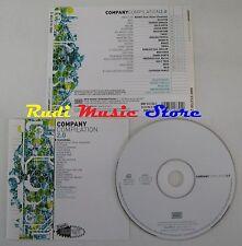 CD COMPANY COMPILATION 2.0 BENNY B GABRY PONTE PREZIOSO MARVIN BRAZZ (C13) no mc