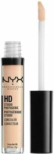 NYX HD Photogenic Concealer Wand CW03 Light NEW